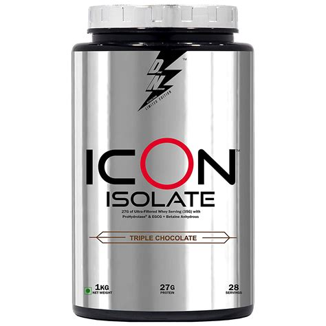 Divine Nutrition by Sahil Khan ICON Isolate Protein