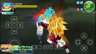 Dragon Ball Z - Ultimate Tenkaichi Mod Textures PPSSPP ISO