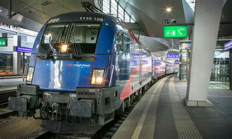 ÖBB and Siemens Mobility sign agreement for new passenger
