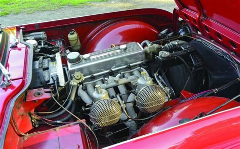 From Precision, Perfection - 1963 Triumph TR4 - Fifty