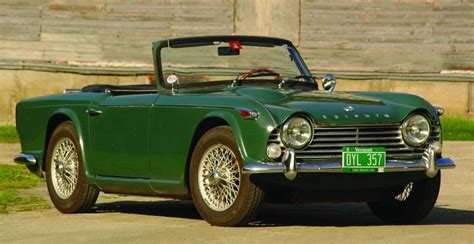 Reliable Original - 1964 Triumph TR4A - A 1964 Triump