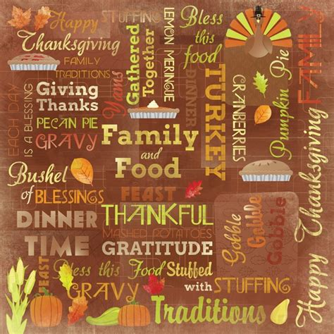 GIVING THANKS: 10 Thanksgiving Ideas for Your Family