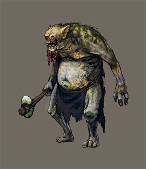 Troll - The Official Witcher Wiki