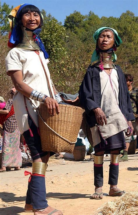 1000+ images about Thai Tribes - Padaung on Pinterest