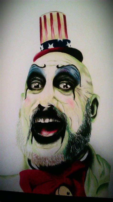 captain spaulding by CailaCarnage