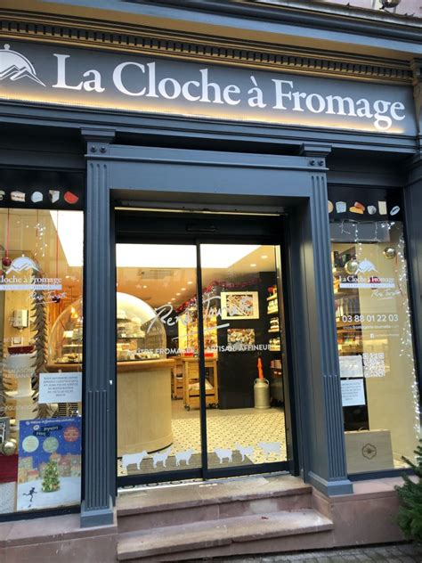 La Cloche à Fromages, fromager Saverne - les bons fromages