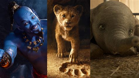 Every Upcoming Disney Live-Action Remake - Ranked By Hype