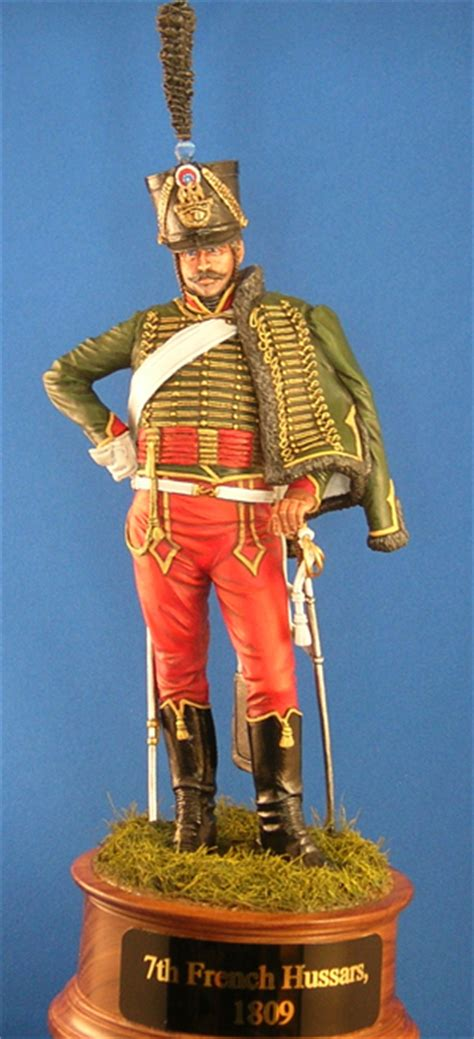 French 7th Hussars