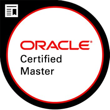 Oracle Certified Master, Database Cloud Administrator