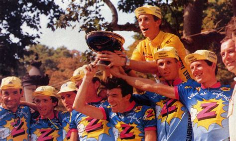 Z-Tomasso 1990, Winner of the Tour de France - Cycling Passion