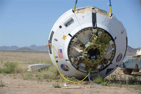 NASA's Orion Space Capsule Falls Before It Flies | WIRED
