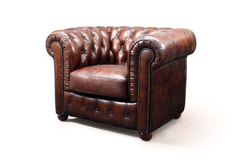 Fauteuil Chesterfield Original | Rose & Moore