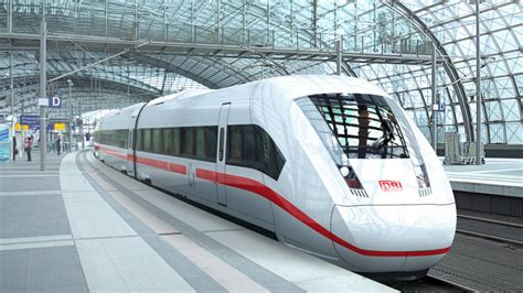 High-speed and Intercity trains | Rolling Stock | Siemens