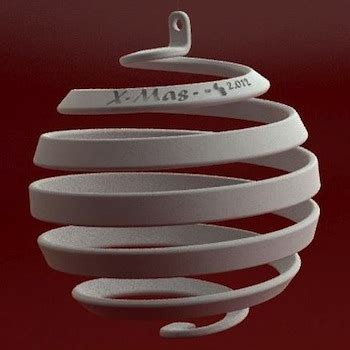 Materialise Announces the Winners of 3D Printed Christmas
