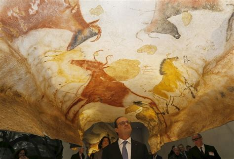 France Unveils Stunning Replica of Lascaux Cave Paintings