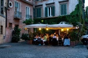 Classic osterie and trattorie in Rome | Romeing
