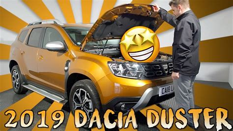 2019 DACIA DUSTER REVIEW | Wessex Garages - YouTube