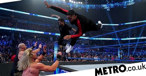 WWE SmackDown results: John Morrison, The Usos and Sheamus