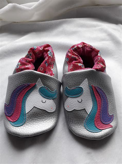 Chaussons souples taille 25 - Lololinette - Chaussons