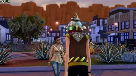 The Sims 4 StrangerVille PC Game Free Download