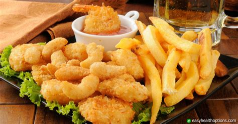 What to do when you crave fried food - Easy Health Options®