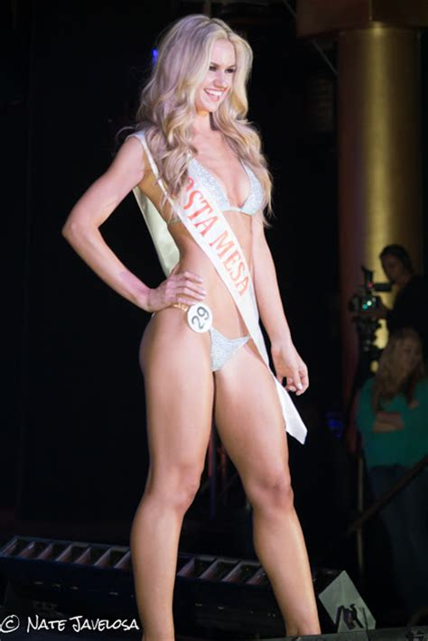 Nate Javelosa: West Coast Hooters Swimsuit Finals Pageant