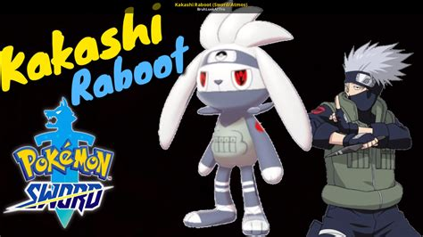 Kakashi Raboot (Sword/Atmos) [Pokemon Sword & Shield
