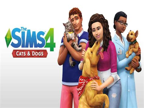 The Sims 4 Cats and Dogs Game Download Free For PC Full