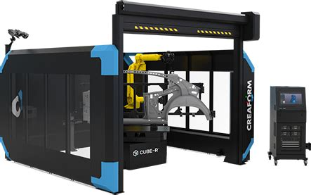 Portable & Robot Mounted 3D Scanners and CMM Solutions