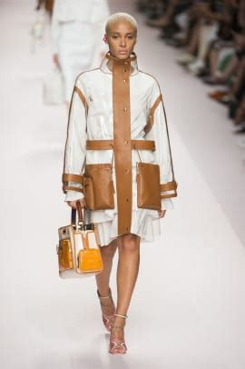 Fendi Leaned All the Way Into the 'Upscale Sport