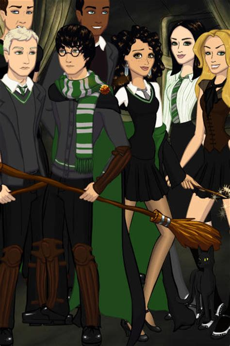 Harry Potter and the Vipers of Hogwarts by kylemon73 on