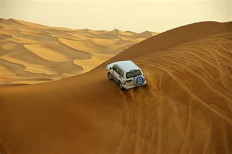 How To Drive In Desert? – Camp Compass