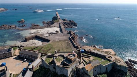 Elizabeth Castle   Event Venues in Jersey   Events Jersey