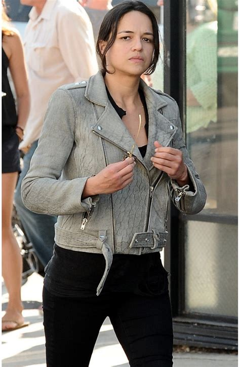 Letty Ortiz Motorcycle Jacket | Fast 8 Michelle Rodriguez