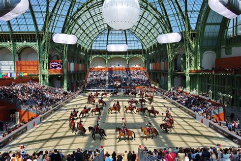 Saut Hermès Paris at the Grand Palais from March 17 to 19