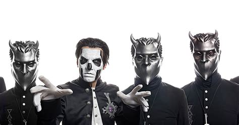Tobias Forge talks about how it is now that Ghost is no