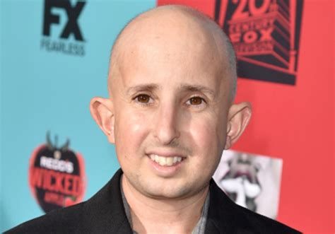 Ben Woolf Dead at 34 — Meep on 'American Horror Story