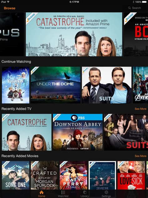 Amazon Video App Now Lets You Download and Watch Prime