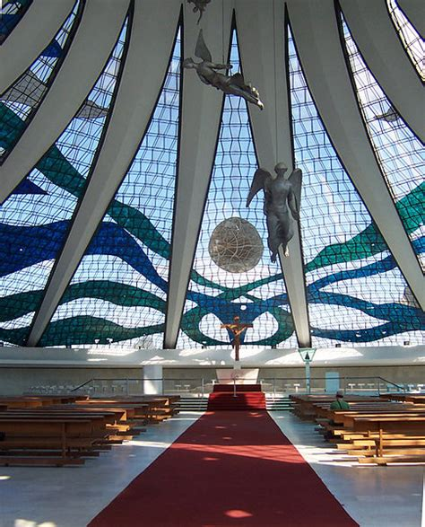 Oscar Niemeyer, One of the Great Architects of the 20th