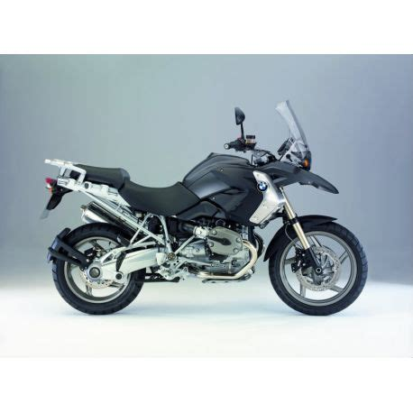 Echappement DEVIL evolution BMW R1200GS 2004 à 2009