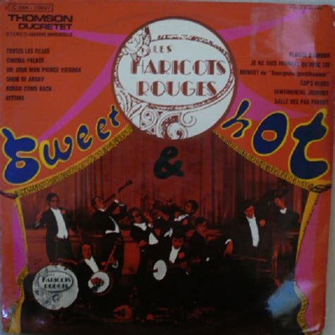 Les Haricots Rouges - Sweet & Hot (Vinyl) | Discogs