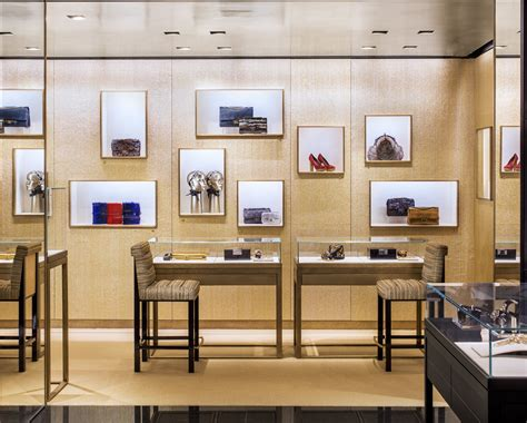 Chanel's New Accessories Boutique at Bergdorf Goodman, New