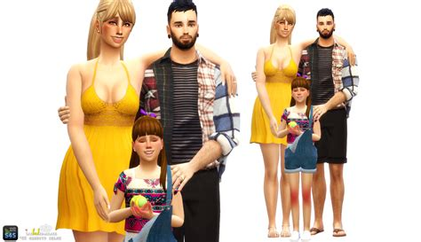 My Sims 4 Blog: Easter Decor and Poses by Inabadromance