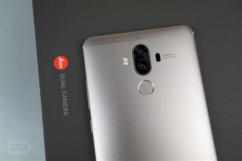 Video: Huawei Mate 9 Unboxing and Tour   Droid Life
