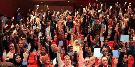 Youth Political Participation in Jordan: A Middle East