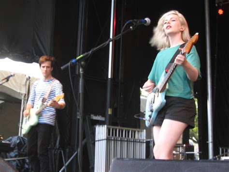 Alvvays Win Over Hipsters' Hearts, Feet Sunday at Arts