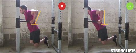 How to Do Dips with Proper Form: The Definitive Guide