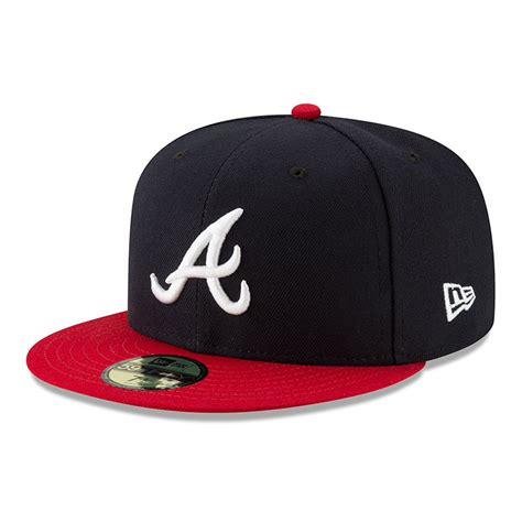 Atlanta Braves Authentic On-Field Home 59FIFTY | New Era