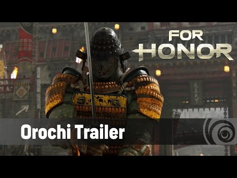 Awesome For Honor Trailer Is Full of Samurai Action