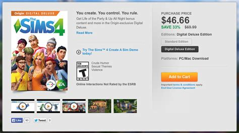 The Sims 4 is Now Available on Mac - iClarified